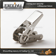 1'' stainless steel cargo lashing buckle