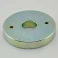 China 4 inch neodymium ring magnet