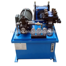 hydraulic systems for hydraulic sawdust briquette press machine