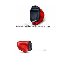 Schalldichte Silikon-Ohr-Schutz-weiche Silikon-Gel-Ohrstöpsel