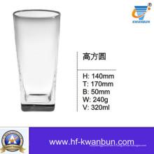 Verre à verre en verre à grande capacité de verre de qualité supérieure Kb-Hn0362