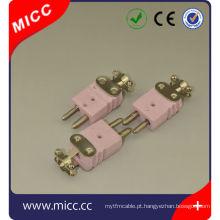 conector de termopar / conector de forma u