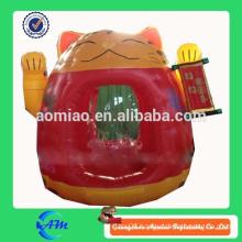Cash Vault Inflatable Money Machine/Box/Cube For sale