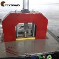 Деревянная пластичная составная машина, доска WPC/линия Штранг-прессования профиля