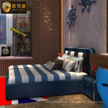 Современная милая детская мебель для спальни