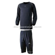 mais recente design de moda goleiro uniforme