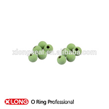 Cheap custom high quality colored solid rubber balls
