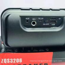 ZQS3206 New Wireless Speaker For Mobile Phone Portable Speaker With Oem Logo