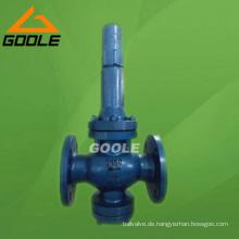 Kolbendruckminderer mit direkter Wirkung (Y42X-GVPR12)