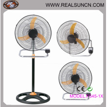 Table Fan, Wall Fan, Industrial Fan-3 in 1 18inch with Horn Blade