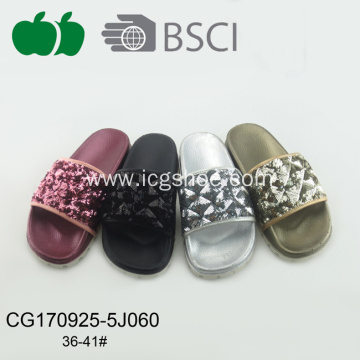 Female Fashion Flat Fancy Summer Slippers