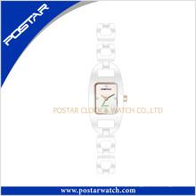 Bom relógio de quartzo impermeável RoHS do mercado e Ce aprovados para mulheres dos homens