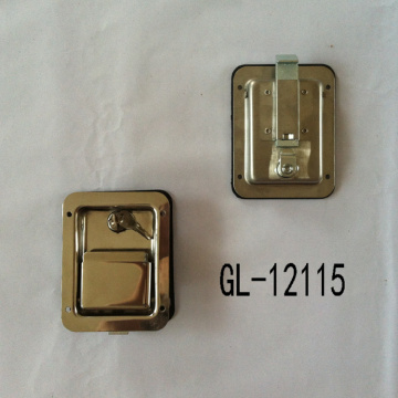 Stainless T-Handle Latches with Lock
