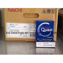 NACHI 6007zze Automobile Ball Bearing 6000zz, 6002zz, 6004zz, 6005zz, 6006zz, 6008zz