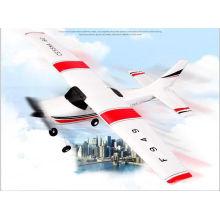 Nouveaux jouets F949 2.4G 3 CH Chine modèle Avions RC Avion à voile fixe Avion électrique à vol d'oiseau