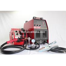 MIG MMA 500A IGBT inverter co2 mig welding machine with mig welding wire feeder