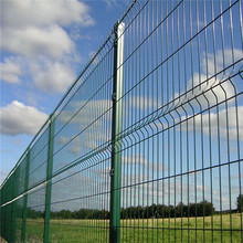 PVC+Coated+Holland+Wire+Mesh+Fence+For+Sale