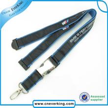 Cordones de cinta de satén de equipo personalizado
