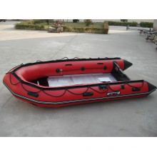 Popular Inflatable Motor PVC Boat for Fishing and Drifting