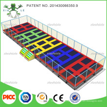 Professional Manufacturer Indoor Gymnastic Kids Trampoline for Sale
