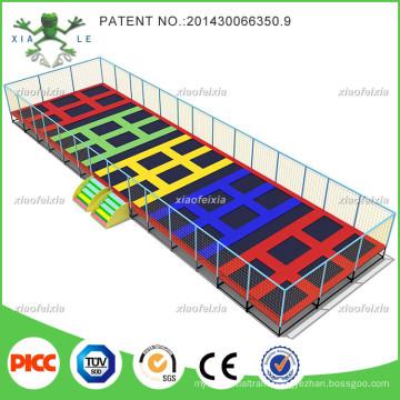 Professional Manufacturer Indoor Gymnastic Kids Trampoline for Sale