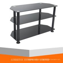 Billiger Glas TV Rack / TV Tisch
