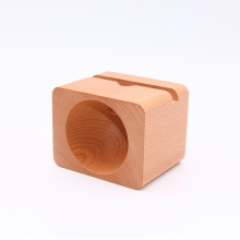 2021 new product  Home And Office Dual-use Loudsounds  phone holder wooden loud sounds stand