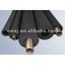 closed-cell foam tube for refrigeration and air conditioning systems