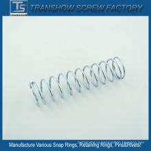 Оцинкованная сталь 65mn провода пружины
