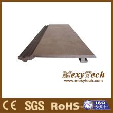 Panneau de mur de revêtement composé en bois en plastique extérieur - 145X20mm