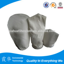 Pp / saco de filtro de feltro de polipropileno para tratamento de água