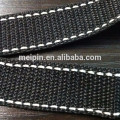High visibility colorful polyester reflective yarn/thread