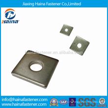 En stock DIN436 Rondelles plates en acier inoxydable