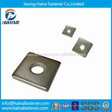 In Stock DIN436 Stainless Steel Flat Square Washers