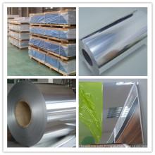 Mirror Finish Aluminum Sheet 1050 1060 1070