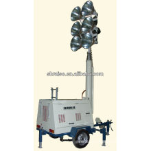 Air cooled gasoline light tower with 6 lamps RZZM-42G