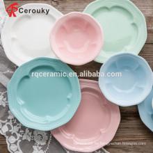 Tazones de cerámica de China tazón de fuente de cerámica