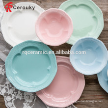 Chinese ceramic bowls ceramic fruit bowl