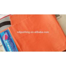 Tela impermeable del tc de la tela de la tela cruzada de 65polyester 35cotton 21 * 21 108 * 58 para la banda transportadora uniforme de Aramid