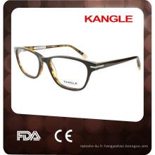 Nouvelles lunettes HOT Lady acétate, nouvelles montures optiques en acétate