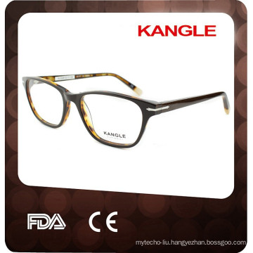 New HOT Lady acetate eyeglasses, new shape acetate optical frames