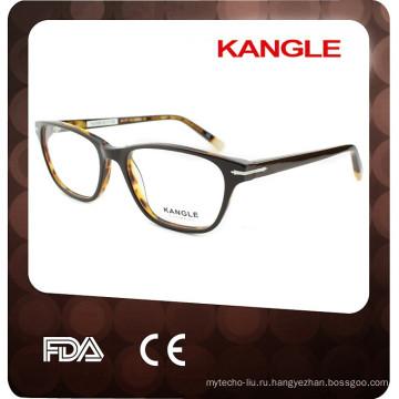Новый горячий дамы eyeglasses ацетата, новые формы ацетата оптических оправ