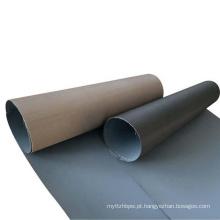 Tecido de fibra de vidro revestido de PTFE personalizado de um lado
