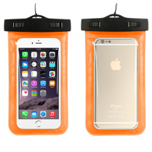 New Design PVC Waterproof iPhone Case with Neck Strap (YKY7249-4)