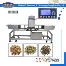safety machine metal detector for tea bag packaging line