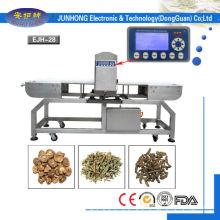 detector de metais da máquina da segurança para a linha de empacotamento do saquinho de chá