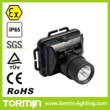 Mini phare rechargeable anti-déflagrant de LED