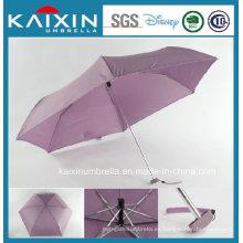 19 pulgadas de paraguas plegable promocional