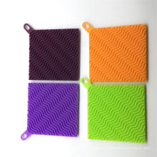 Esponjas de prato de silicone de forma de estrela