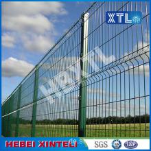 China-Maschendraht, Eisenzaun, Zaun Panel geschweißt Wire Mesh ...
